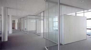 ... open space banche chiavi in mano,arredo banca,mobili per ufficio